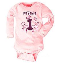 Detské oblečenie - Detské body na narodeniny - 16 - 9022695_