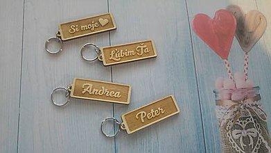 Kľúčenky - prívesok na kľúče - 9020768_