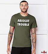 Oblečenie - Absolut Truoble - 9021873_