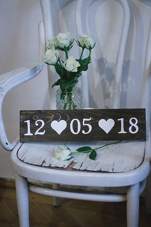 Svadobná dátumovka