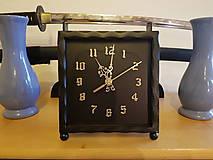 Hodiny - Kovové hodiny - 9024917_