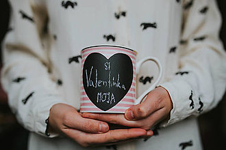 Nádoby - Si moja Valentínka - 9024875_