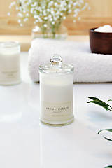 Svietidlá a sviečky - Aromatherapy - Levanduľa 100% prírodná - 9026549_