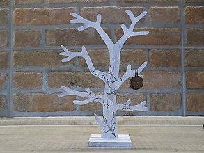 Pomôcky - Stojan na šperky - Tree - 9027390_