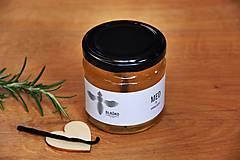 Potraviny - Med s vanilkovým luskom - 9026740_
