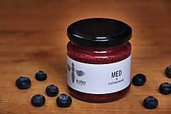 Potraviny - Med s čučoriedkami - 9026796_