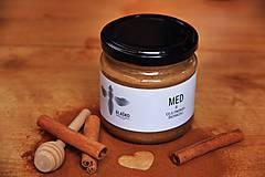 Potraviny - Med s cejlónskou škoricou - 9026831_