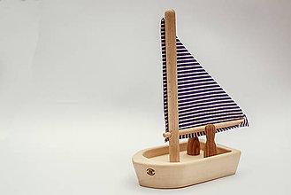 Hračky - Pišlická lodička - 9027380_