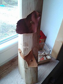 Socha - dubova soska koža 2 - 9025416_