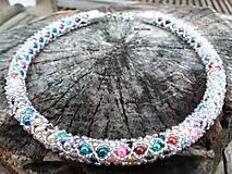 Sady šperkov - COLORAMA WINTER NET - vyskladaj si vlastnú sadu - 9025747_