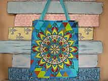 Nákupné tašky - Taška pro slečnu vyrovnanou - 9025153_