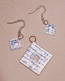 Sady šperkov - Set písmenkový - 9024476_