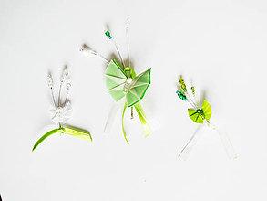 Pierka - Sada motýľových pierok - 9025091_