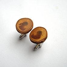 Šperky - Z tujovej halúzky - 9024319  98c1fdde040