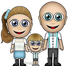 Grafika - NA ZÁKAZKU - grafický návrh podľa fotopredlohy - 9026077_