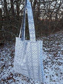 Nákupné tašky - Nákupka Čičmany - 9031245_
