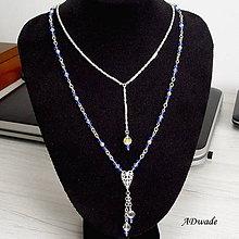 Náhrdelníky - Sada náhrdelníkov 589-0051 - 9030627_