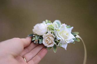 Náramky - Neha ruží - 9027638_
