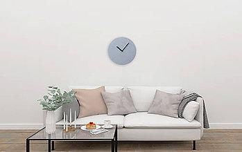 Hodiny - Nástenné hodiny Betónové II - 9031220_