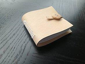 Nezaradené - Kožený zápisník - 9028734_