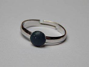 Prstene - prsteň minimal jeseň/zima - 9029990_