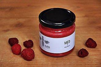Potraviny - Med s malinami - 9029113_