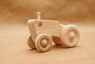 Hračky - Pišlický traktor - 9027635_