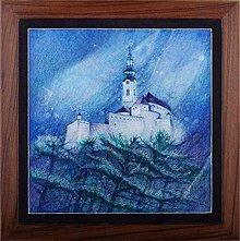 Obrazy - Večerná Nitra - 9027608_