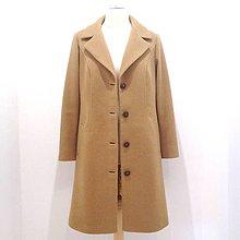 Kabáty - Kašmírový kabát MAX MARA dlhý - 9036048_