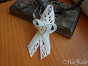 """Pierka - svadobné pierko""""Vintage"""" XV. - 9034421_"""