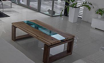Nábytok - Konferenčný stolík Wave - 9035419_
