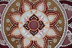 Obrazy - Mandala/ Tanec lásky - 9033203_