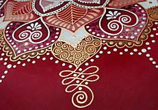 Obrazy - Mandala/ Tanec lásky - 9033205_