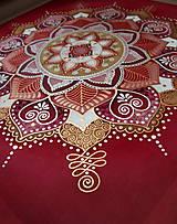 Obrazy - Mandala/ Tanec lásky - 9033206_