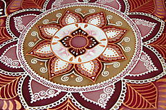 Obrazy - Mandala/ Tanec lásky - 9033208_