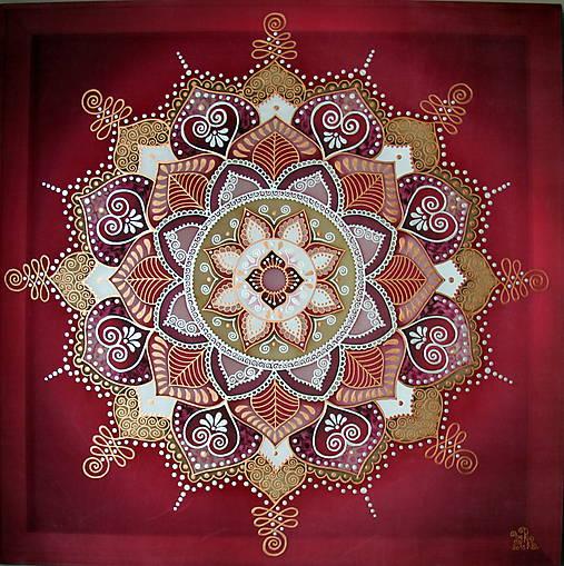 Mandala/ Tanec lásky