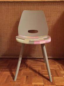 Nábytok - Retro stolička - 9026346_