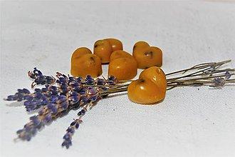 Drobnosti - Vonný včelí vosk - levanduľa - 9036600_