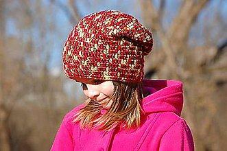b495f6fce028 Detské čiapky - Jarna homeless ciapka - 9035621