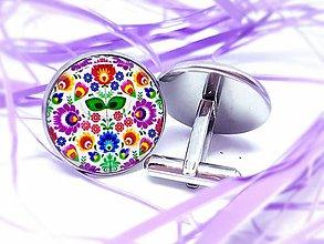 Šperky - Manžetové gombíky Adalbert 2 - 9035576_