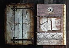 Papiernictvo - Čipka,čipčička/ Diár 2021/diár,denník,zápisník,kniha hostí - 9032060_