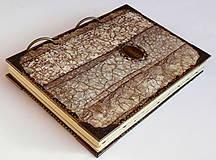 Papiernictvo - Čipka,čipčička/ Diár 2021/diár,denník,zápisník,kniha hostí - 9032077_