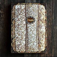 Papiernictvo - Čipka,čipčička-diár,denník,zápisník,kniha hostí - 9032166_
