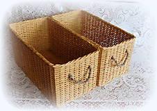 Košík - originál  (23 x 46 výška 22)