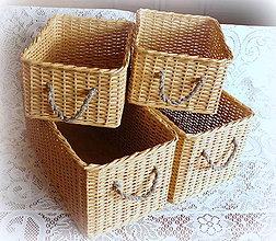 3a0458557 Košík na Veľkonočné vajíčka / BySong - SAShE.sk - Handmade Košíky