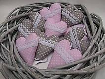 Darčeky pre svadobčanov - Svadobné srdiečká - 9032541_