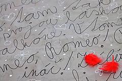 Šatky - Ručne maľovaná šatka Julieta. - 9039445_