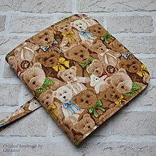 Taštičky - Pastelkovník - Medvídci 24+1 - 9037996_