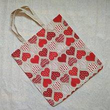 Nákupné tašky - Nákupná taška - 9038659_