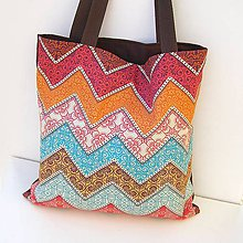 Nákupné tašky - Nákupná taška Hnedá - 9037151_
